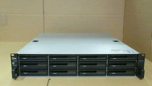 Synology Rackstation RS3614RPxs Rack SATA 12 Bay NAS Network Attached Storage